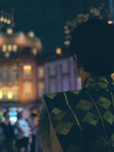 東京駅 太鼓