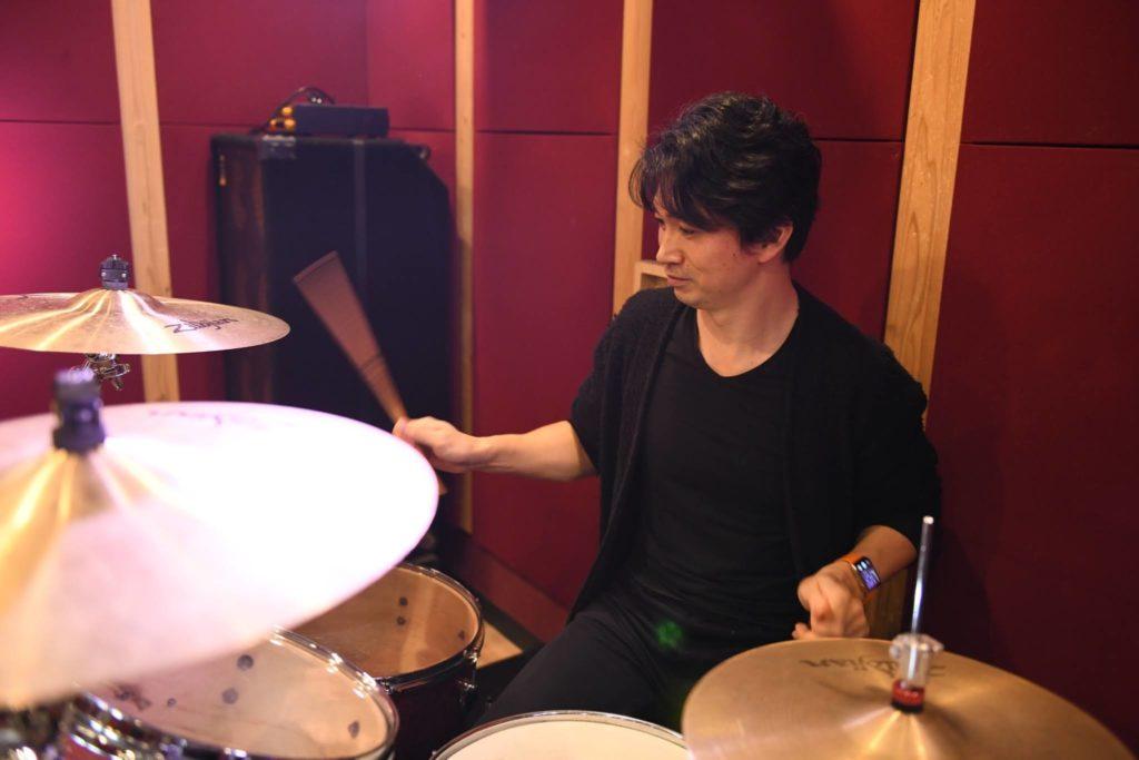 敬大 ドラム